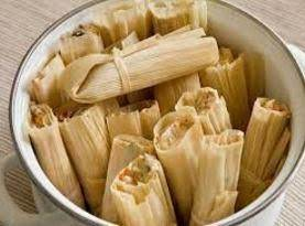 HOME MADE TAMALES (BY SALLYE)