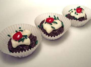 Little Christmas Puddings
