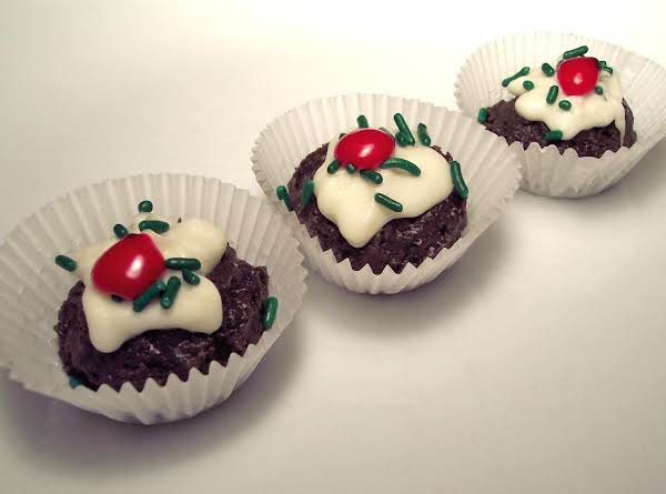 Little Christmas Puddings Recipe