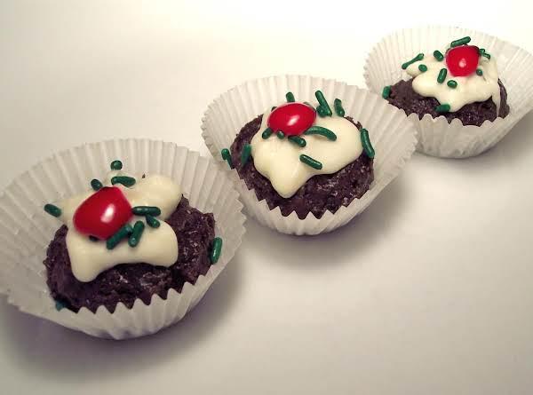 Little Christmas Puddings