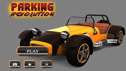 Parking Revolution: Super Car Offroad Hilly Driver 1.0 screenshots 6