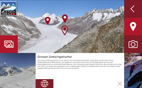 Aletsch Arena screenshot 5