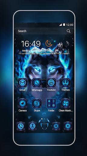 Free Download Black Wolf Xiaomi/Meizu Theme 1 1 7 APK - hemorrdroids net