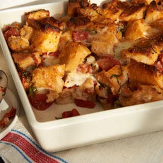 Crunchy Bruschetta Stuffing