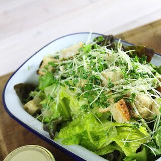Lighter Ceasar Salad