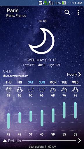 ASUS Weather screenshot 5