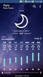 App ASUS Weather APK for Windows Phone