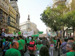 Photo: Manifestación del 22 de octubre de 2011 en favor de  la Educación Pública (Atocha-Sol) 2