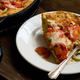 Tomato Pie With Bacon And Jalapeños