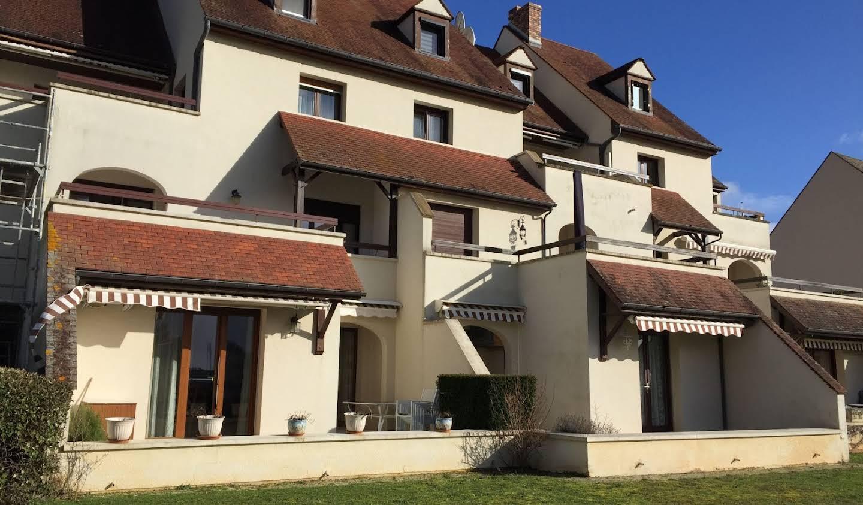 Appartement avec terrasse Beaune