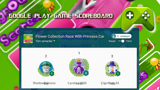 (New) Collect The Most Flowers With Prencess  screenshots 4