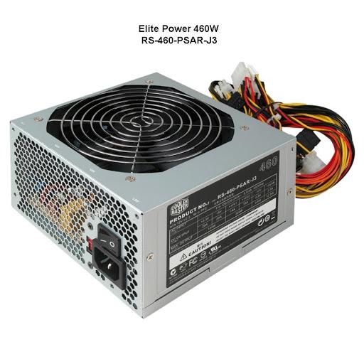 Nguồn/ Power Cooler Master 460W Elite