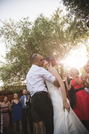 Fotografo di matrimoni Daniela Serpi (serpi). Foto del 25.02.2015