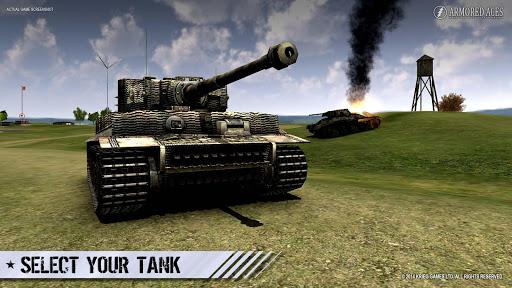 Armored Aces - 3D Tank War Online 3.0.3 screenshots 10