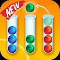 Ball Sort - Bubble Sort Puzzle Game icon
