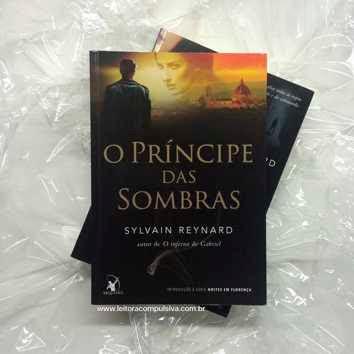 Desafio lendo e escrevendo leitora compulsiva príncipe das sombras noites em florança