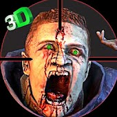 Zombie Attack: Shooting Game