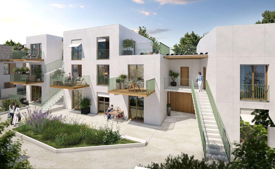 Les Nouveaux Jardins - Maisons et Appartements