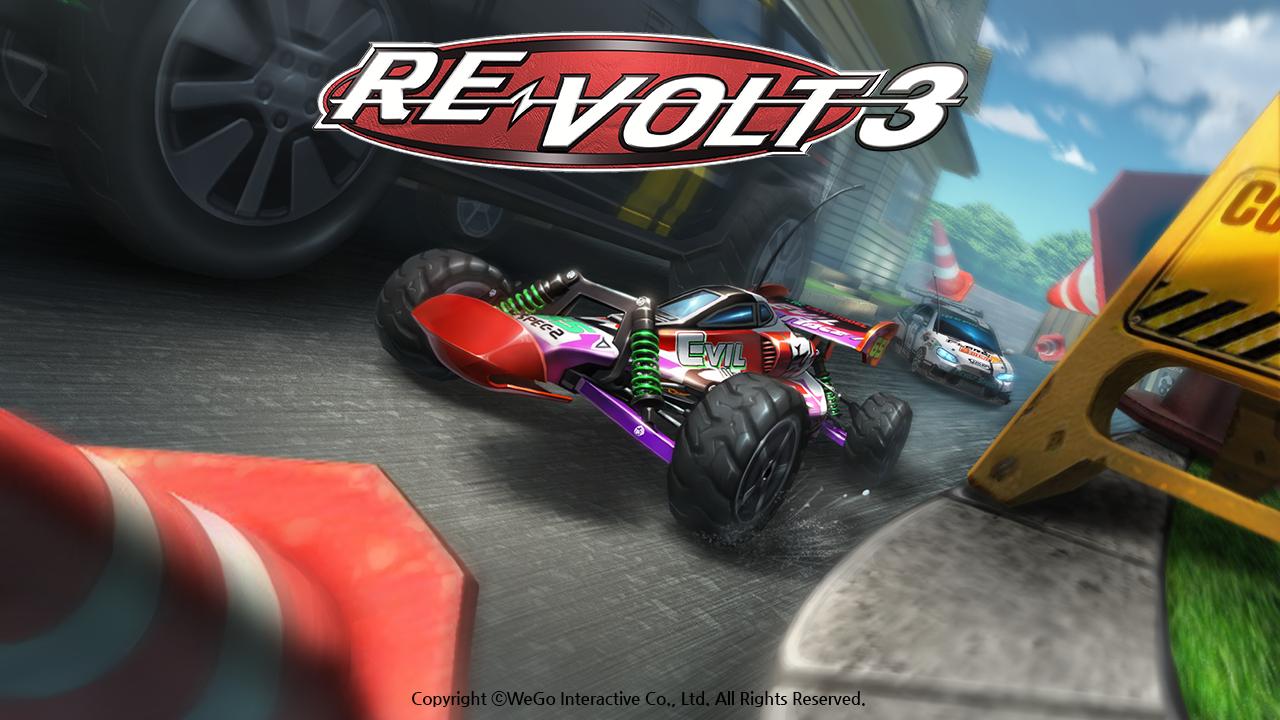Re-Volt 3 MOD APK