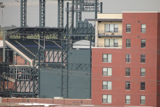 Photo: Condo and Coors Field