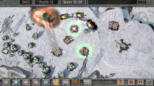 Defense Zone 2 HD Lite 1.6.2 screenshots 6