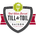 Lakewood Red Wine Barrel Till & Toil