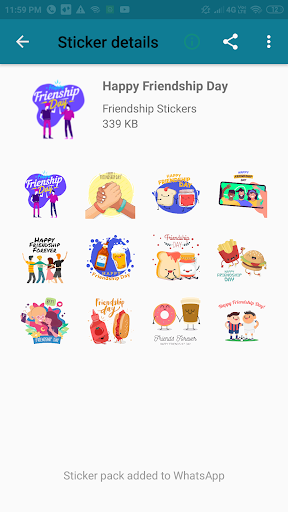 Malayalam Stickers 4.3.15 screenshots 1