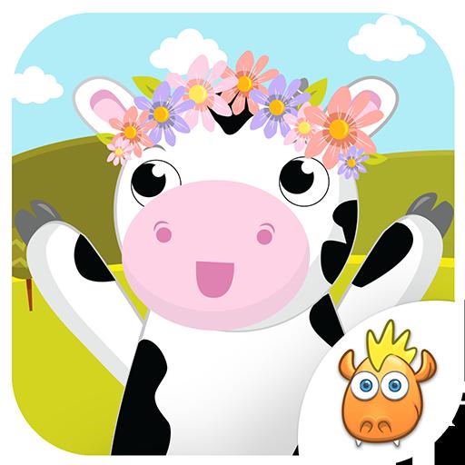 Crazy Farm - Animal School (game)