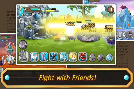 Dragon Village Saga screenshot 16