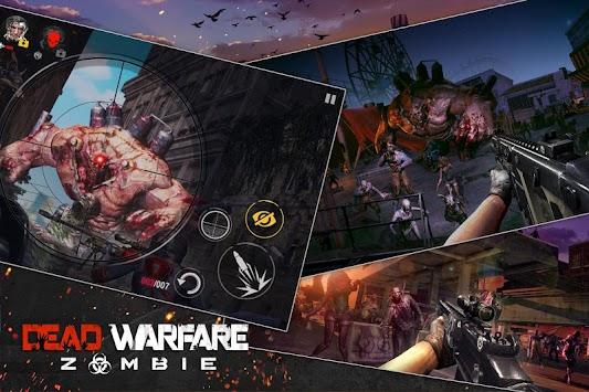 DEAD WARFARE: Zombie Survival Game