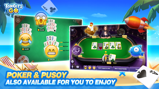 Tongits Go – The Best Card Game Online App Download For Android 5