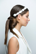 Photo: BRIDAL PONYTAIL
