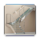 staircase steel railing design apk
