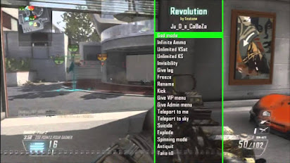 Cheat codes for black ops ps3 god mode