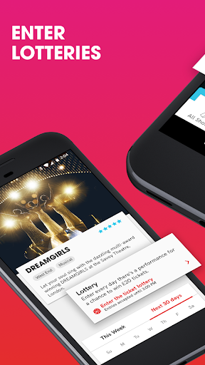 TodayTix – Theatre Tickets screenshot