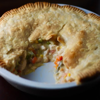 Pot Pie Topping Recipes