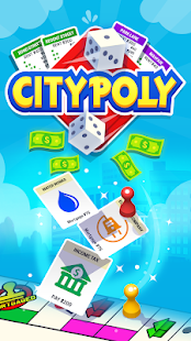 Citypoly Business Game Screenshot