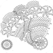 Crochet Pattern Lace