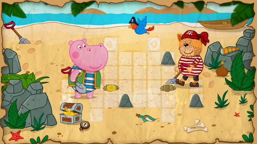 Pirate Games for Kids apkpoly screenshots 3
