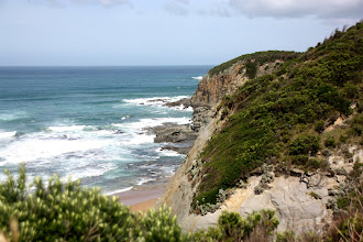 Photo: Year 2 Day 145 -  View the Other Way at Castle Cove on the Great Ocean Road