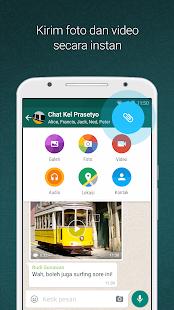 Unduh WhatsApp Messenger Gratis