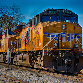 by Ray Ebersole - Transportation Trains