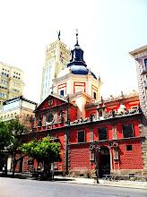 Photo: Iglesia San Jose, Madrid.