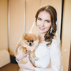 Wedding photographer Elya Minikhanova (elkinofoto). Photo of 04.09.2017