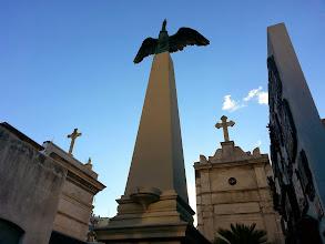 Photo: Cementerio de Recoleta