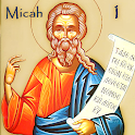 Micah 1: Destruction of Samaria and Jerusalem icon