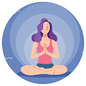 Meditation Guide Class - Music & Video Tutorial icon
