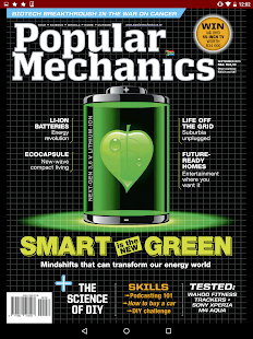 Popular Mechanics SA- screenshot thumbnail