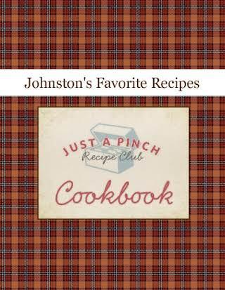 Johnston's Favorite Recipes
