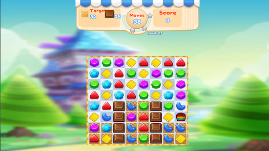 Cookie Crush Deluxe Match 3- screenshot thumbnail